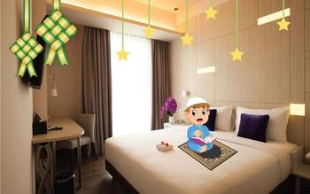 The Celecton Hotel Jababeka Bekasi - Deluxe Room Only Regular Plan