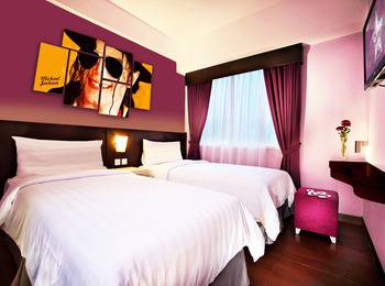 Fame Hotel Serpong - Superior Twin Room Only Promo PDKT