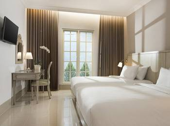 Hotel Santika Seminyak - Superior Room Twin Min 3 Nights Stay Regular Plan