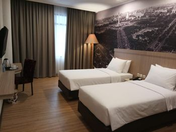 Hotel Zia Sanno Jakarta - Pluit Jakarta - Joy Room Only Jabodetabek Deals