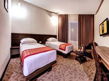 Hotel Pangeran City Padang - Kamar Deluxe Regular Plan
