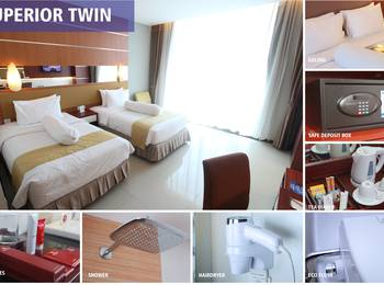 Hotel Grand Artos Magelang - Premiere Twin Room Only Basic Daily 35%