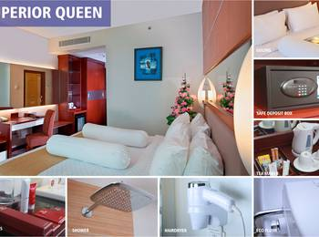 Hotel Grand Artos Magelang - Premiere King Room Only Basic Daily 35%