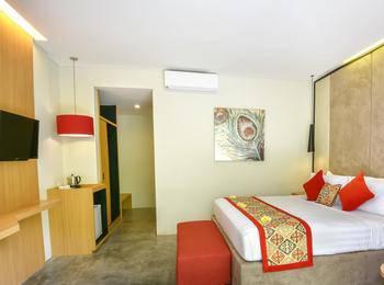 Villa Puri Ayu Bali - Deluxe Room Regular Plan