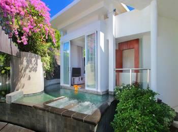Taman Mesari Luxury Villas Seminyak - One Bedroom Private Pool Villa with Tasty Breakfast Regular Plan