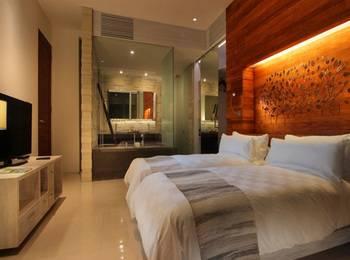 Taman Mesari Luxury Villas Seminyak - Two Bedroom Private Pool Villa with Airport Pickup Hot Deal