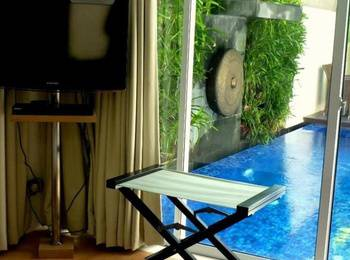 Puri Hiromi Sanur - Pool Suite Room Only Basic Deal
