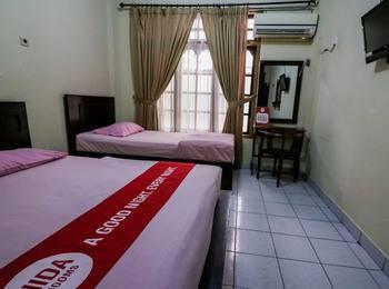 NIDA Rooms Tambusai 145 Pekanbaru Pekanbaru - Double Room Double Occupancy Special Promo
