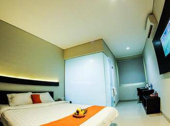 Alpha Hotel Pekanbaru - Executive Double Room Regular Plan
