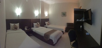Hotel Cihampelas 3 Bandung - Family Triple Room Only Basic deal 15%