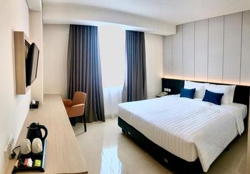 Teraskita Hotel Makassar Managed by DAFAM Makassar - Deluxe Double Room Only Flash Sale