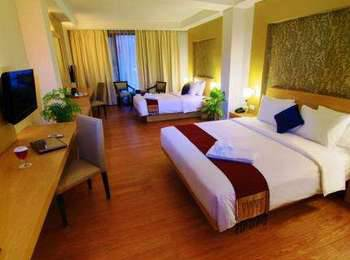 The Axana Hotel Padang - Family Room Only Regular Plan