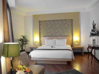 The Axana Hotel Padang - Deluxe Room Regular Plan