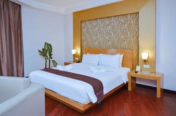The Axana Hotel Padang - Executive Room Only Regular Plan
