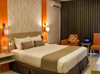 Hotel Nirwana Pekalongan - Executive Room Regular Plan