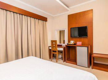 ZenRooms Sanur Tamblingan Bali - Double Room Only Regular Plan