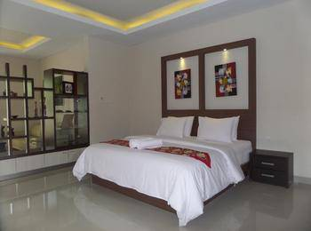 Villas Royal Majesty Jimbaran Bali - Three Bedroom Regular Plan