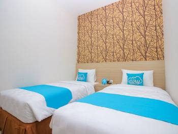 Airy Bahu Wolter Monginsidi 26 Manado - Superior Twin Room Only Special Promo 4