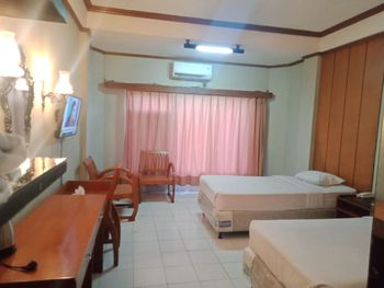 New Pacific Hotel Bandar Lampung - Deluxe Double - Room Only Regular Plan