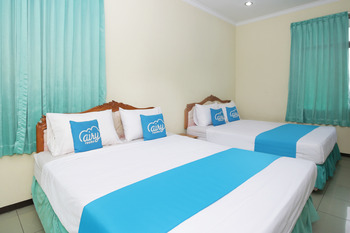 Airy Regol Moch Ramdan 96 Bandung - Family Double Room with Breakfast Special Promo Mar 28