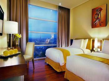 Aston Imperium Purwokerto - Deluxe Room Regular Plan