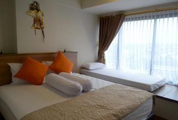 The Cabin Apartment Uttara Yogyakarta - Room 9A Regular Plan