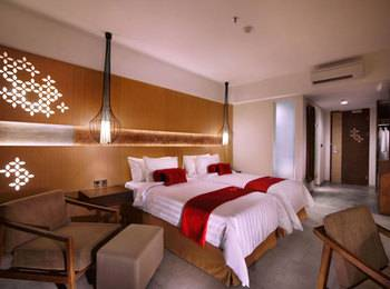 Golden Tulip Bay View Hotel & Convention Bali - Superior Room Room only Flash Sale 30%