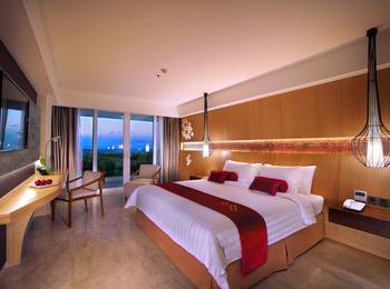 Golden Tulip Bay View Hotel & Convention Bali - Deluxe Twin Or Double Room With Balcony Flash Sale 30%