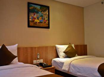 Grand Serpong Hotel Tangerang - Superior Twin Room Room Only Regular Plan
