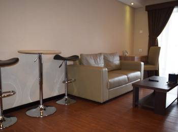 Grand Serpong Hotel Tangerang - Family 2Bed Room Only Regular Plan