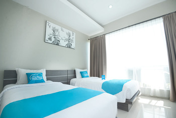 Airy Jimbaran Wisma Udayana 20 Bali - Studio Twin Room Only Regular Plan