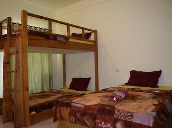 Panda Hostel Lombok - Dormitory Room Triple Sharing Regular Plan