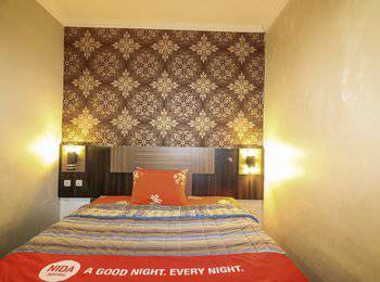 NIDA Rooms Hasyim Kraton Taman Pintar - Double Room Double Occupancy Special Promo