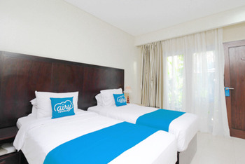 Airy Kuta Blambangan Bali - Deluxe Pool Access Twin Room Only Special Promo May 42