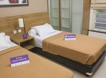 Tinggal Standard at Jalan Danau Tondano Jakarta - Standard Room Min Stay 3 Nights - 33%