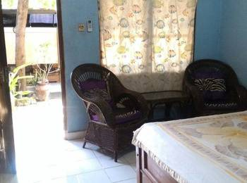 Satwa 4 Homestay Bali - Standard Room With Fan Regular Plan