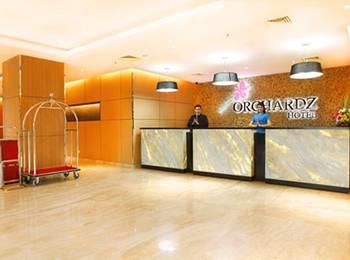 Orchardz Hotel Bandara