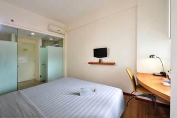Whiz Hotel Malioboro Yogyakarta - Kamar Deluxe Regular Plan