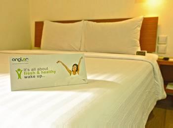 Whiz Hotel Malioboro Yogyakarta - Sandard Room Whitout Window  Regular Plan