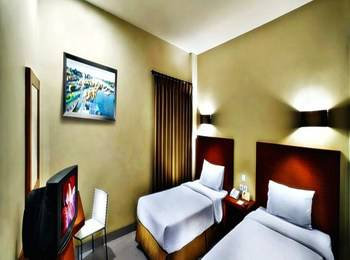 Hotel Bumi Banjar Banjarmasin - Superior Room Twin Regular Plan