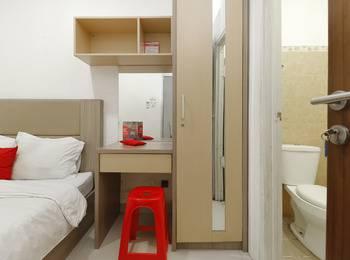 RedDoorz @Kebon Kacang Jakarta - RedDoorz Room with Breakfast Regular Plan