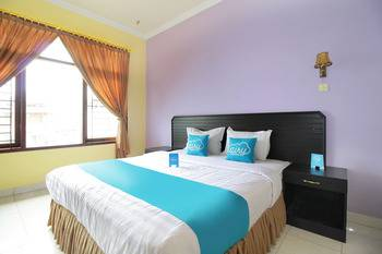 Airy Syariah Kejuron Mangga 4 Madiun - Standard Double with Breakfast Regular Plan