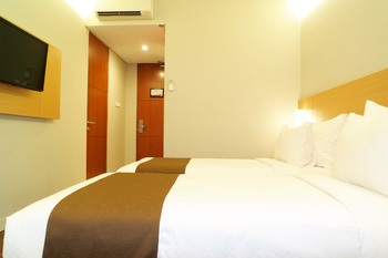 Kuta Majesty Hotel By Urban Styles Bali - Majesty Room Gratis Takjil dan Sahur Regular Plan