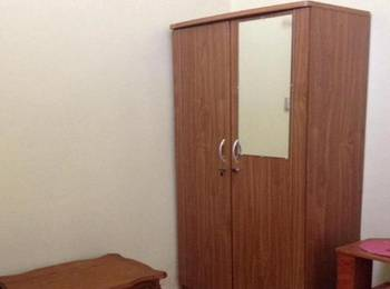 JR Guest House Palembang - Kamar 1A Regular Plan