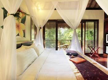 Nandini Jungle Resort Bali - Jungle View Villa Regular Plan