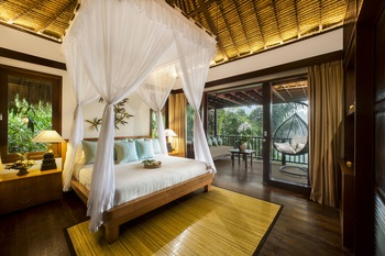 Nandini Jungle Resort Bali - Sunrise View Villa Basic Deal