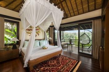 Nandini Jungle Resort Bali - Panorama View Villa Basic Deal