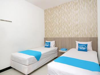 Airy Lingkas Ujung Yos Sudarso 11 Tarakan - Standard Twin Room Only Special Promo June 28