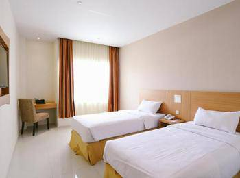 Grand Celino Hotel Makassar - Deluxe Twin Room Only Last Minute Disc 10%