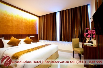 Grand Celino Hotel Makassar - Superior Double Room Only  Minimum stay 3 Nights